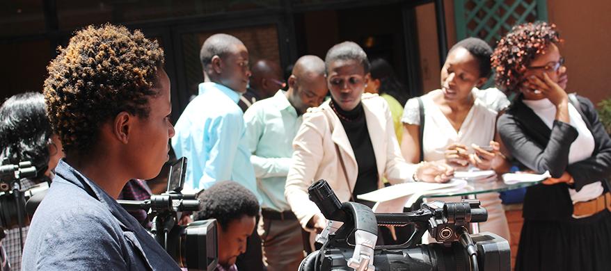 Kenyan Journalist wins Prestigious International Award for African Storytelling