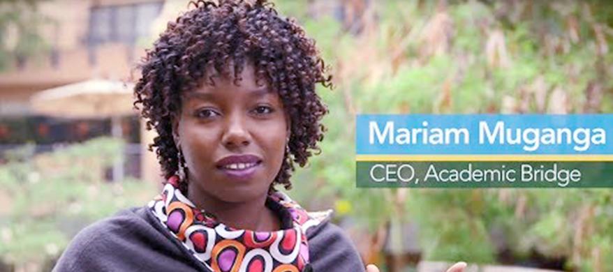 Mariam Muganga; an App Developer Changing the Face of Education in Rwanda
