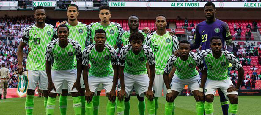 Super Eagles' star breaks personal record as he makes debut