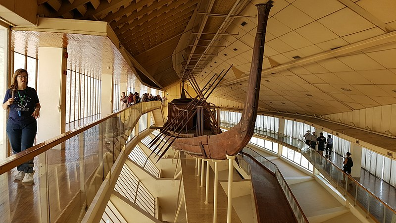 Google Celebrates The Discovery of The World's Oldest, Largest Ship in Egypt
