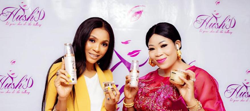 Grace Makun Signs Debut Ambassadorial Deal with HUSH'D