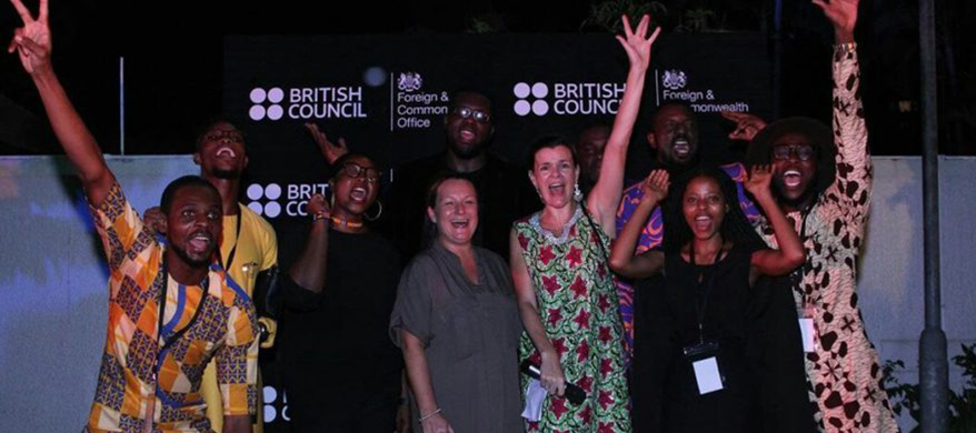 UK Empowers Fashion and Film Entrepreneurs from Nigeria