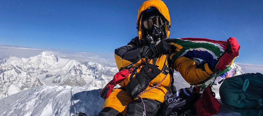 """""""Black women can do anything"""", says First black African woman to climb Mount Everest"""