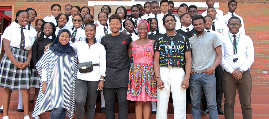 Africa's Biggest Youth Award – The Future Awards Africa – Launches Community Tour