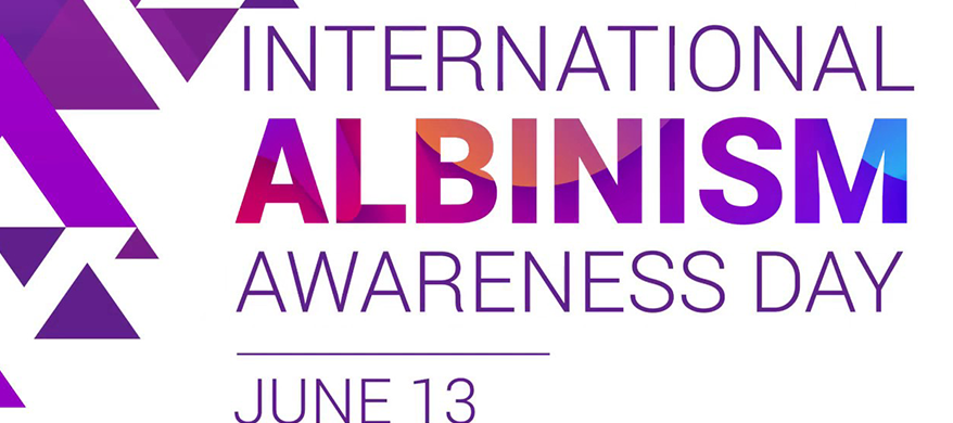 The world celebrates 2019 International Albinism Awareness Day
