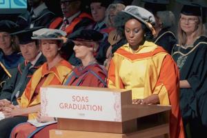 Chimamanda Adichie receives an 11th honorary degree