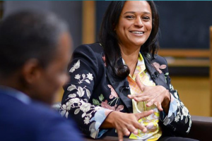 Economic empowerment of women is key to transforming Africa - Isabel Santos