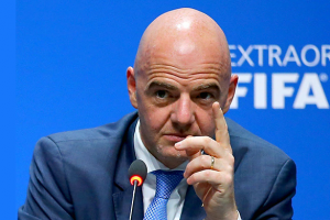 Fifa President Gianni Infantino set to grace AFCON opening ceremony today