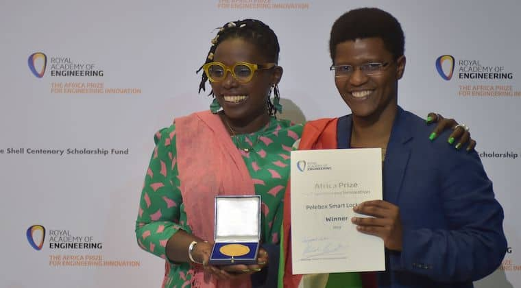 First South African innovation wins an international engineering innovation prize