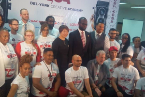 United States creative academy kicks off in Nigeria