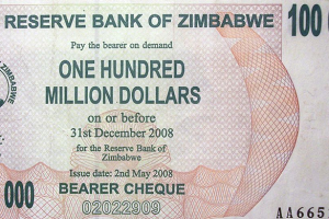 Use of Dollars, Pounds Sterling Banned in Zimbabwe