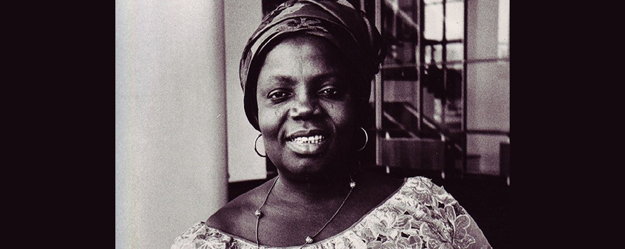 Google honors Buchi Emecheta with a Google doodle