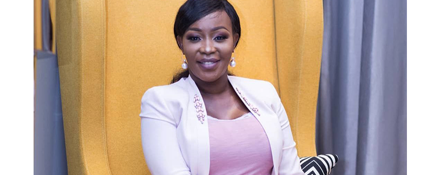 Kenya TV News anchor Terryanne Chebet launches a new company