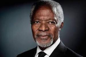 Kofi Annan, Nigeria's 'Ebola doctor get 2018 posthumous ECOWAS Prize of Excellence