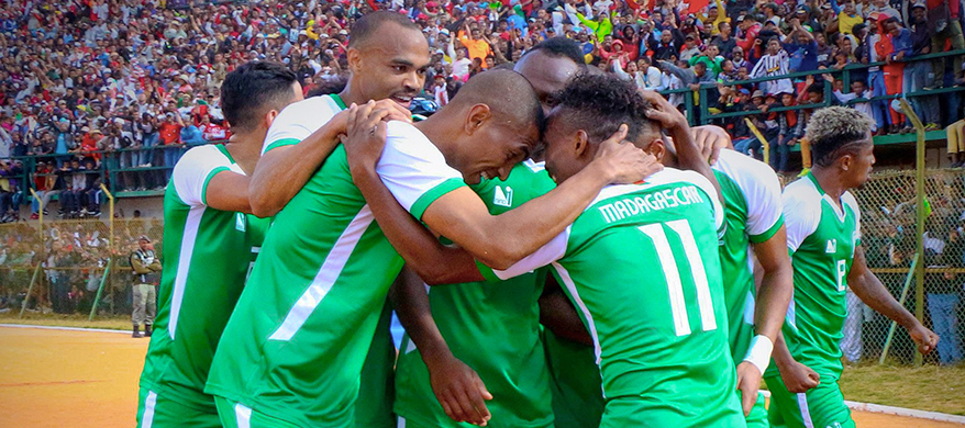 Madagascar Players Conferred with National Honors, Get Over $250,000