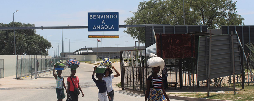 Namibia, Angola determined to strengthen relations