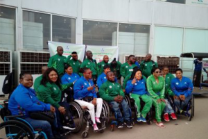 Nigeria's para-powerlifters jet off to Kazakhstan for Astana 2019