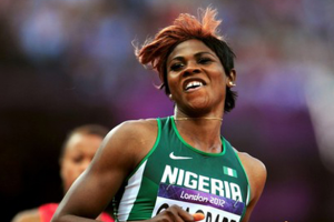 Okagbare sets to break history