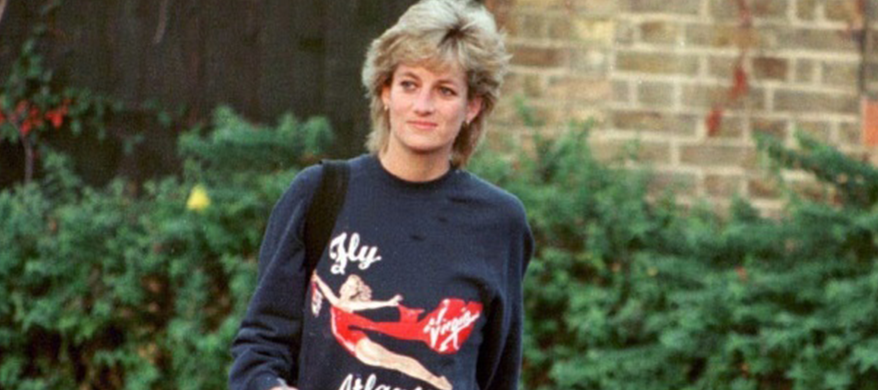 Princess Diana's ex-South African trainer puts a famous sweatshirt on auction sale to sponsor a Malawian