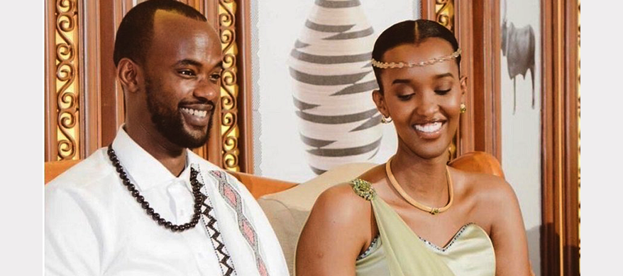 Rwanda President's first and only daughter gets taken finally
