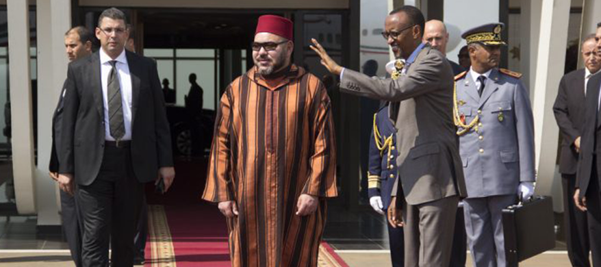 Rwanda appoints the first-ever ambassador to Morocco; plans to build an embassy in Rabat