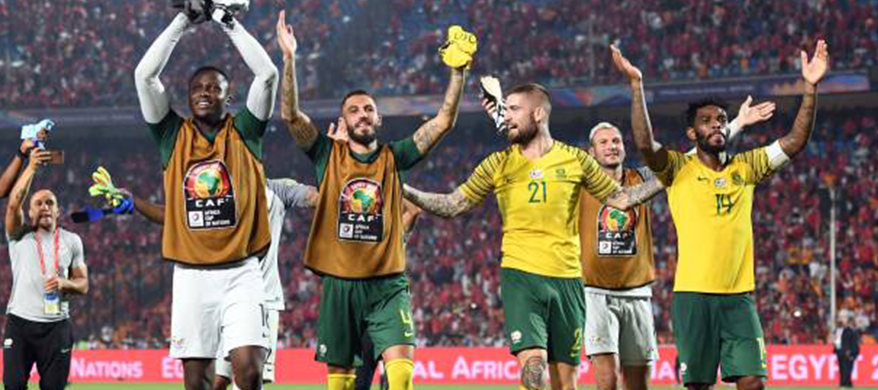 South Africa captain, Hlatshwayo assures team can defeat biggest rival, Nigeria'