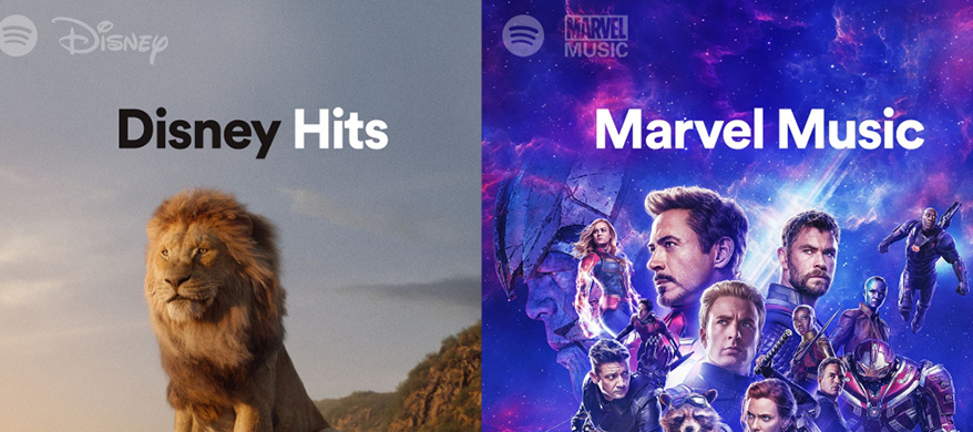 Spotify launches Disney Music Hub in Africa