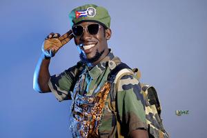 Ugandan dance hall artiste Man Jada Da release debut album, Labba- labba