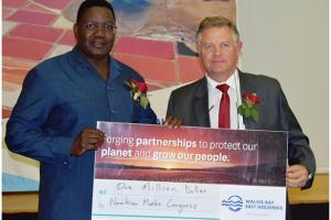 Walvis Bay emerges as the winner of 2019 Coastal Maths Challenge