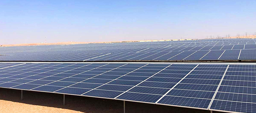 World's Largest Solar Project Set for Operations in Abu Dhabi