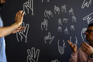 South Africa Launches Sign Language Teachers' Training Programme.