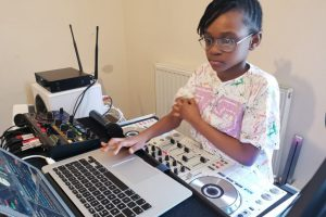 9-year-old Ghanaian DJ honored at the 2019 International African Achievers Merit Awards