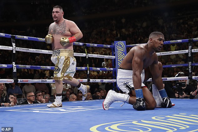 Anthony Joshua in Danger of Missing out on Glory and Cash Should he Lose Ruiz Rematch -Tony Bellew