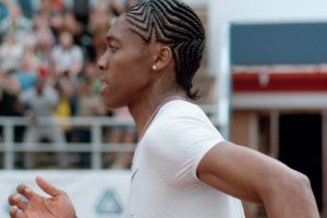 Caster Semenya Wins Gold at Inaugural Gerety Awards