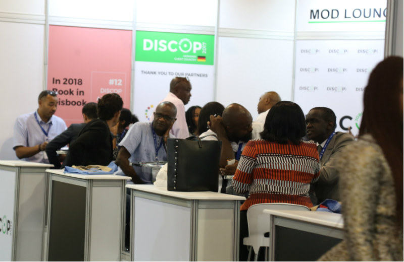 DISCOP JOBURG 2019: Promoting African Co-Productions