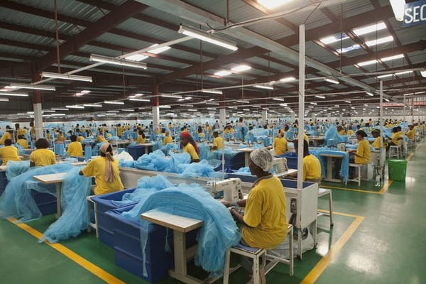 How to make a high-tech powerhouse for Africa's production industry
