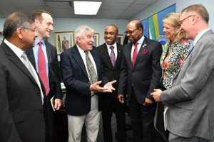 New Jamaican Consul-General Alison Roach Lauds Five Decades of Self-Rule