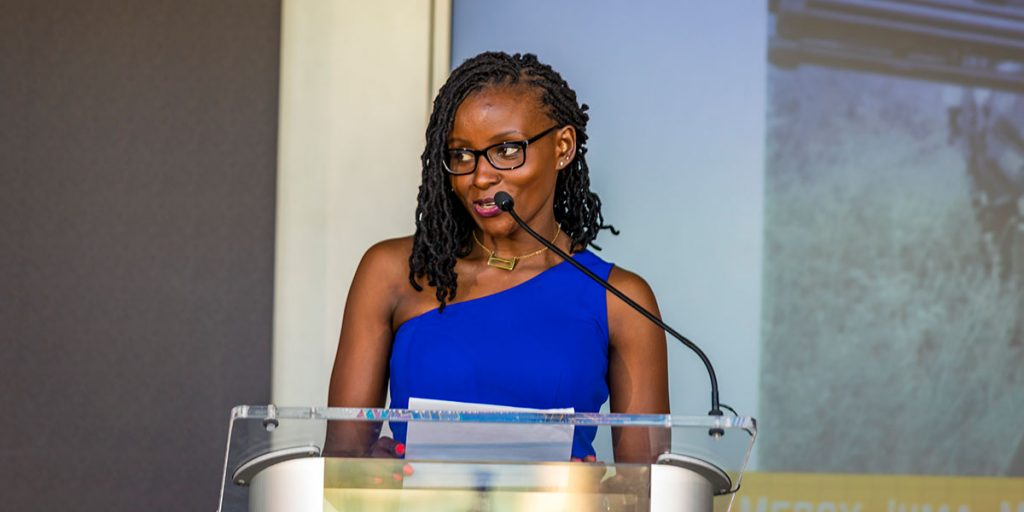 Top African journalists win prestigious award at African Women in the Media 2019