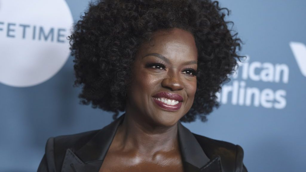 "Viola Davis to play the role of Michelle Obama in ""First Lady"""