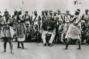 The formidable women army of Dahomey