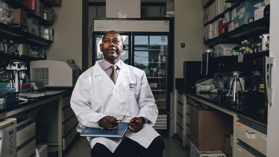 The Nigerian scientist who developed cancer drug from African plants