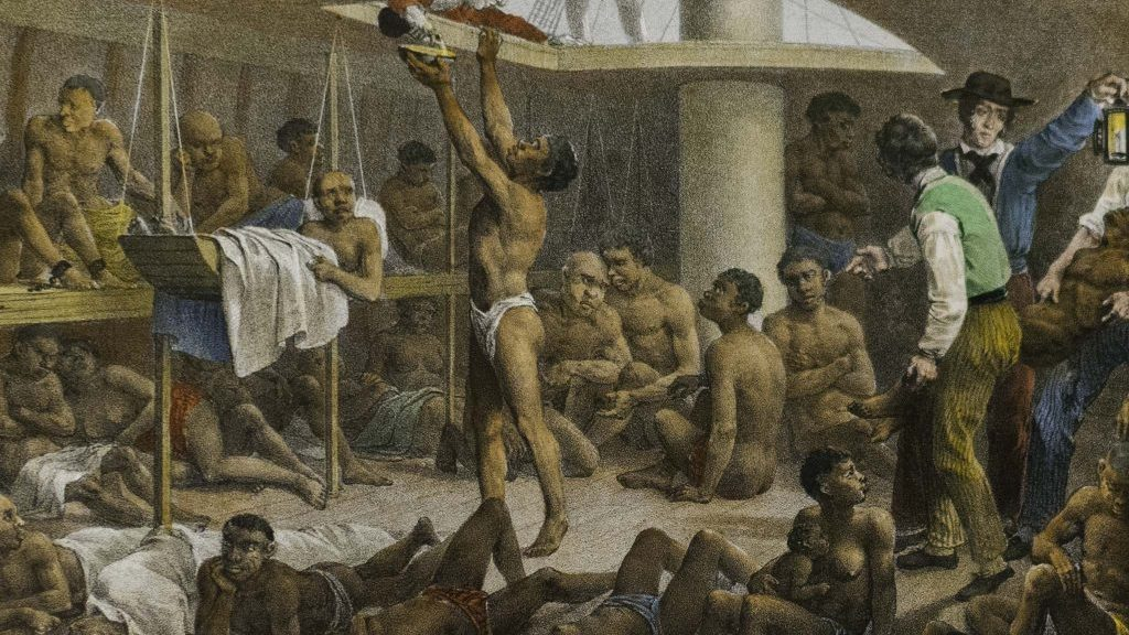 The Zong slave massacre