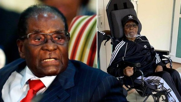 Zimbabwe's father, Robert Mugabe dies at 95