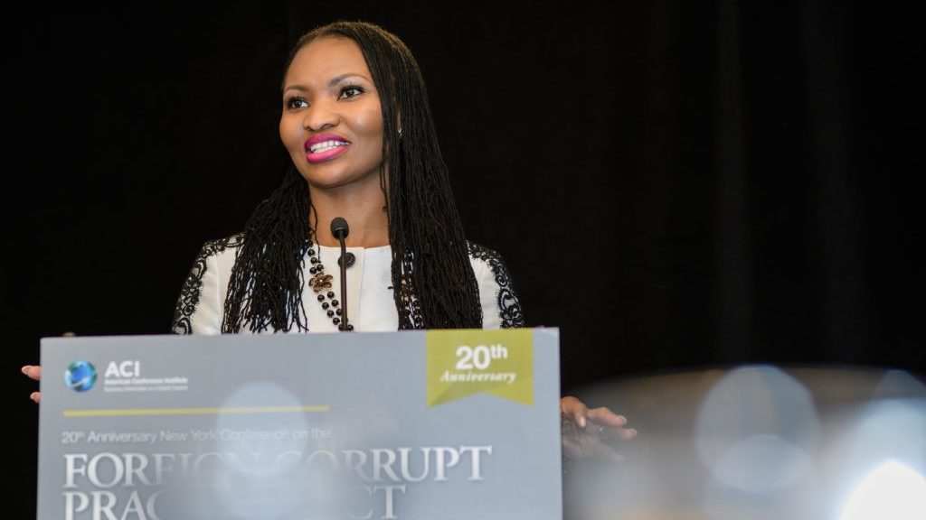 Meet Chinwe Esimai: the Harvard-trained lawyer passionate about inspiring generations of immigrant women leaders