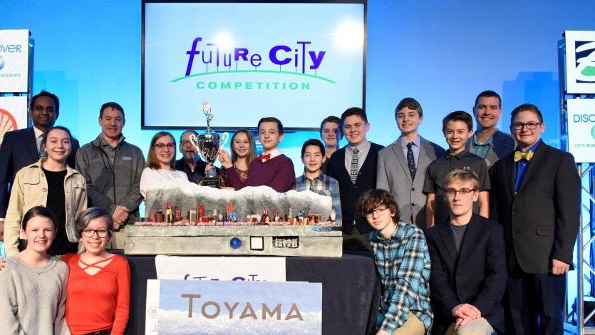 10-Year-Old Nigerian Wins Tech Contest on Future City