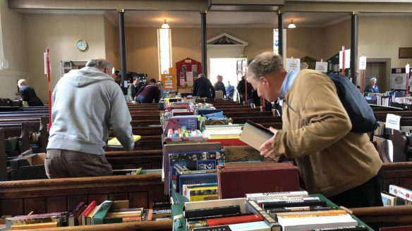 Blackheath Annual Book Sale Opened By 'Game of Thrones' Star in London