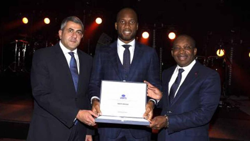 Didier Drogba becomes Ambassador for Responsible Tourism