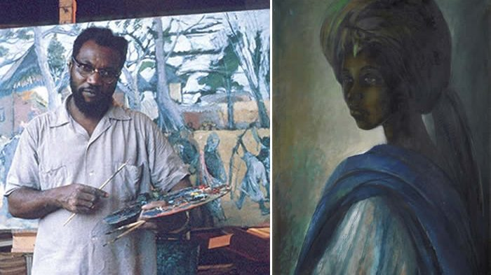 Late Nigerian Ben Enwonwu's Painting Auctioned in London For For £1.1m