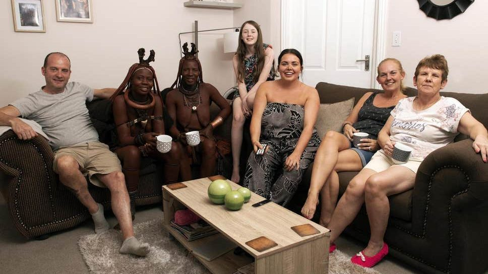 """UK TV reality show """"The British Tribe Next Door """" elicits flaks from Africans"""