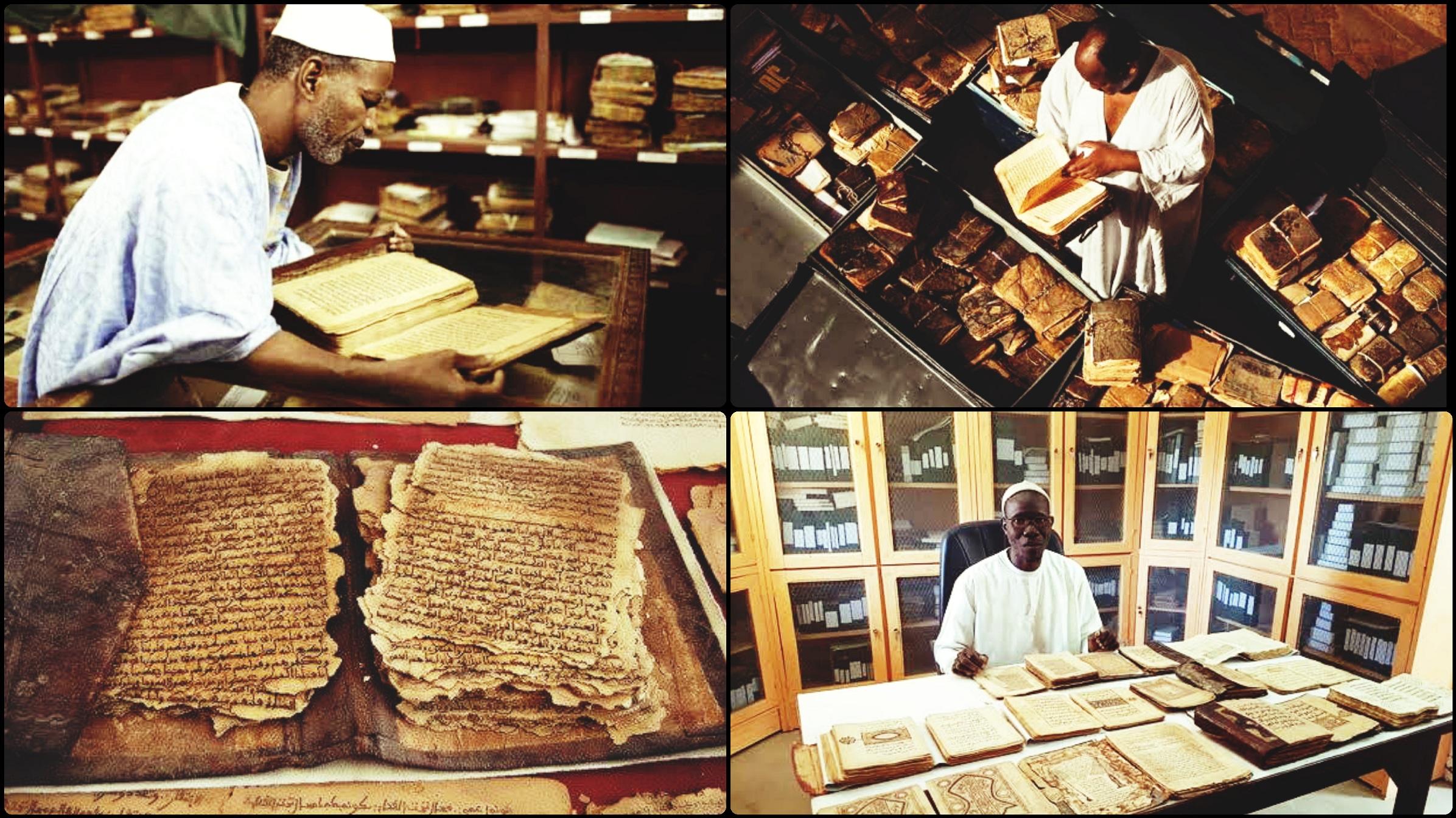 700,000 ancient manuscripts preserved in Mali's Timbuktu University
